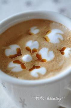 SAKURA latte