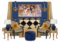 Check out this moodboard created on @olioboard: ROYAL
