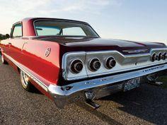 63 Chevy Impala.
