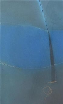 Pastel 1966 By Cecil King ,1967