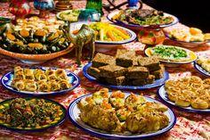 Hoy hablamos de la comida árabe, de las tradiciones y costumbre árabes a la hora…
