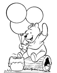 Winnie The Pooh Coloring Pages | Winnie the Pooh Coloring - ColoringPagesABC.com
