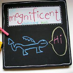 Chalkboard Board Book