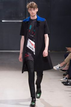 Raf Simons Spring/Summer 2014 - París Fashion Week