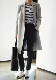 Dress For Success- How To Create A Winning Look – Fashion Trends Hipster Fashion, Minimal Fashion, Look Fashion, Autumn Fashion, Minimal Chic, Hipster Style, Minimal Classic, High Fashion, Trendy Style