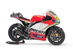 Valentino Rossi, MotoGP Ducati 2012, Ducati Desmosedici GP12