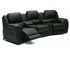 41164 Benson Theater Sectional | Palliser Furniture