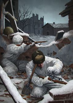 One of the most under-appreciated subjects in World War II history is the issue of post traumatic stress disorder, a condition that was not widely known. Military Photos, Military Art, Military History, Battle Of Stalingrad, D Day Normandy, Military Drawings, Soviet Art, Red Army, World War Two