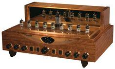 Fosgate Audio FAP-V1 vacuum tube surround sound processor