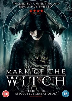 Mark Of The Witch Film. A beautiful young woman is driven into a dark underworld of demonic possession, desire, and extreme indulgences when she learns she may be the devil's kin. Horror Movies Online, Newest Horror Movies, Halloween Movies, Scary Movies, Terrifying Movies, Halloween Horror, Mark Of The Witch, The Witch Movie, Thriller
