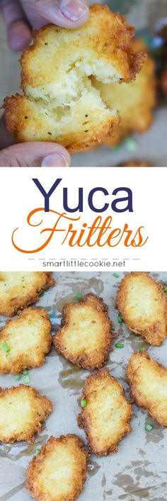 Yuca Fritters (Arepitas de Yuca) ~ A delicious and simple recipe that makes a great snack, appetizer or a side dish for any meal! Yuca Recipes, Cooking Recipes, Boricua Recipes, Recipies, Appetizer Recipes, Appetizers, Dinner Recipes, Vegetable Stew, Quick Meals