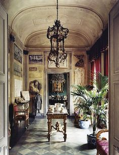 English Country House Interiors Jeremy Musson Paul