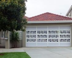 Our Ultimate Sectional Garage Doors are all about flaunting absolute street appeal. Create a custom design to suit your taste and budget. Centurion's Ultimate Range doors are each distinctive in their own right. Custom Garage Doors, Garage Door Design, Custom Garages, Sectional Garage Doors, Laser Cut Panels, Design Your Own, Custom Design, Outdoor Decor
