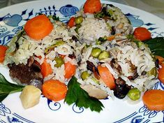 Ludas kása | kajakóma receptje - Cookpad receptek Cobb Salad, Sushi, Grains, Ethnic Recipes, Food, Essen, Meals, Seeds, Yemek