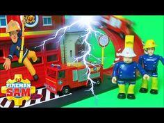 🚒 Feuerwehrmann Fireman Sam Heroes in the Storm - ENGLISH UK HD