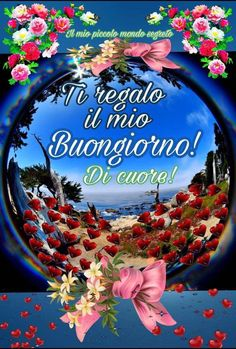 Good Morning Messages, Morning Images, Goog Morning, Italian Memes, Italian Phrases, Start The Day, New Years Eve Party, Good Night, Genere