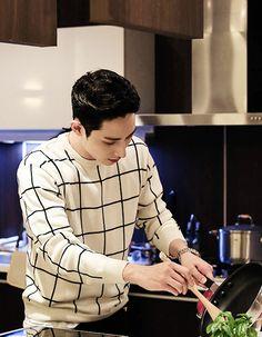 King of highschool Asian Actors, Korean Actors, Lee Hyuk, Lee Soo, Asian Men, Actors & Actresses, Kdrama, Boyfriend, Handsome