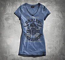 Women's #1 Skull Hoodie | Black Label | Official Harley-Davidson Online Store #HDNaughtyList
