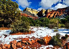 Bob And Nadine Johnston Royalty-Free and Rights-Managed Images - Sedona Arizona - Wilderness by  Dr Bob and Nadine Johnston
