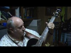 Blues Guitar Illusion, Beginners - Sounds Like, Uncle Raggy - YouTube