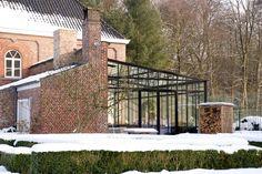Wintertuin in staal 2