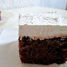Циганска торта - невероятно сочна и лесна