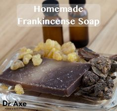 This homemade frankincense Lotion bar recipe provides hydration and vitamins while cleansing your skin! It's easy to make and free of harmful chemicals!