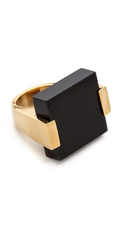 Jules Smith Square Acrylic Ring | SHOPBOP