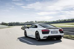 Breakt out – Video zum neuen Audi R8 Coupé V10 RWS