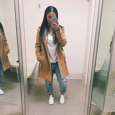 Image in street style, dolled up x collection by Amanda Dope Outfits, Casual Outfits, Fashion Outfits, Casual Attire, Fall Winter Outfits, Autumn Winter Fashion, Winter Style, Only Fashion, Fashion Looks