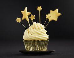 Cupcake Feuerwerk - Rezeptdatenbank - Swissmilk