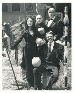 Carolyn Jones John Astin Return of The Addams Family 8x10 Copy Photo TV9882 | eBay