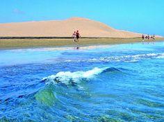 Playa de Maspalomas. Preciosa!