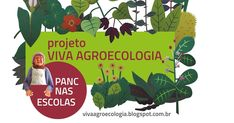 um blog sobre agroecologia, horta escolar e PANC