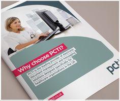 PCTI Docman Brochure Design