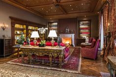 Palazzo di Amore in Beverly Hills Library