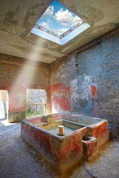Tintorería de Stephanus, Pompeya.