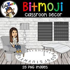 Want to create a Bitmoji Classroom, but just don't have the time to search for cute decor? Well, look no further!These stylish ready to use decor pieces will have your classroom up & ready for your students to explore in no PNG kidney chai. Classroom Organization, Classroom Management, Classroom Decor, Job Corps, Classroom Background, Learn Online, Classy Ideas, Google Classroom, Teaching Art