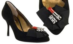 Dolce and Gabbana Lipstick shoes