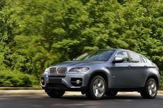 BMW ActiveHybrid X6 (American Market Version)