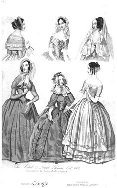 Peterson Magazine v2 1842  image of page 96