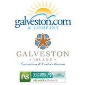 Official Website of GALVESTON ISLAND - excellent site, includes one of the best selections anywhere - of Galveston webcams.