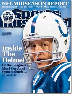 Peyton Manning, Football, Indianapolis Colts
