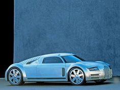 Audi Project Rosemeyer, 2000