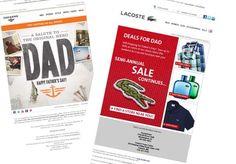 E-Mail Marketing am Vatertag