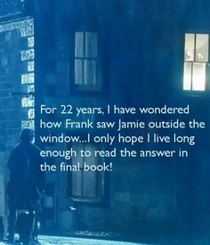 this meme is one i made...and i will wonder until the last book comes out...i DO hope i live that long! :)  ~~ kathie larsyn, fan since book one came out 23 years ago.....