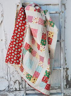 Sewing Block Quilts Simple Sixteen Quilt Tutorial - Easy quilt patterns and tutorials to get you started as a new quilter. Learn how to make a quilt. Free beginner quilt patterns and tutorials. Beginner Quilt Patterns, Quilting For Beginners, Quilt Patterns Free, Quilting Tutorials, Quilting Ideas, Sewing Tutorials, Free Pattern, Sewing Patterns, Christmas Quilt Patterns