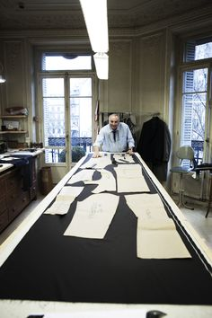 Camps de Luca: King of Tailors, Tailor of Kings