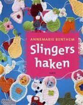 Slingers haken http://www.bruna.nl/boeken/slingers-haken-9789058772312