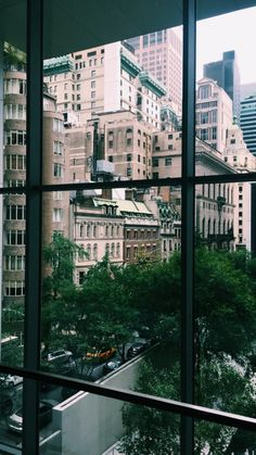 New York city window view Concrete Jungle, Apartamento New York, City Vibe, City Aesthetic, Urban Aesthetic, Window View, City Photography, City Living, Adventure Is Out There